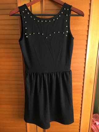 Vestido Negro talla S
