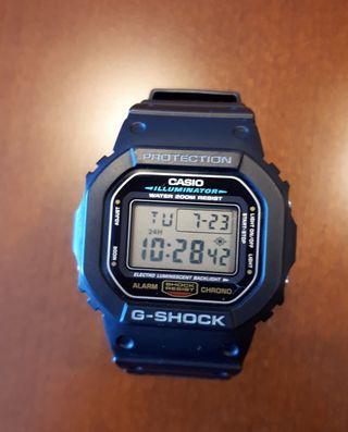 Dw Mano Por 49 Reloj Flecha 5600e En Casio De La Segunda € Wallapop PkiXZu
