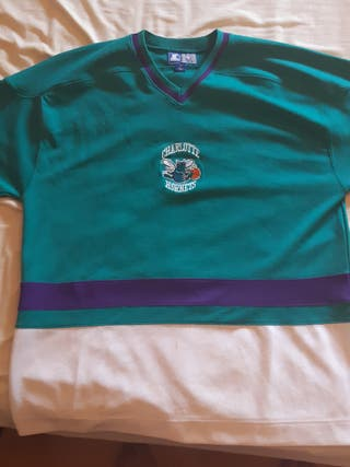 Camiseta vintage NBA Charlotte Hornets