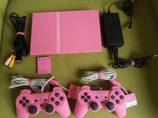 Playstation 2 rosa