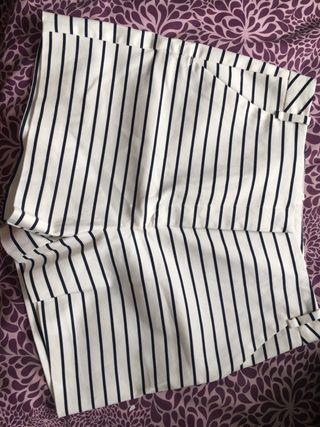Pantalón Zara rayas talla S