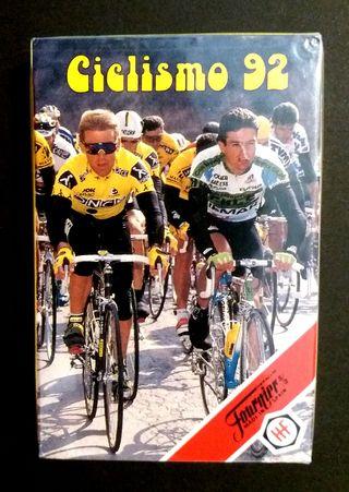 Baraja ciclismo 92 año 1992