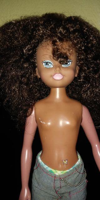 muñeca nancy top famosa