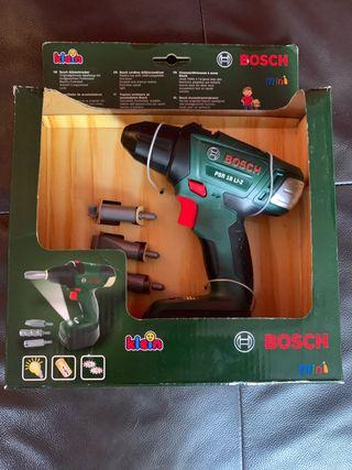 Bosch cordless screwdriver drill