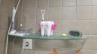 balda baño