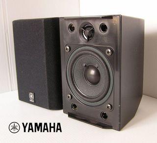 Yamaha altavoces 2 vias 30w calidad hi-fi