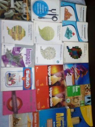 libros de secundaria i bachillerato