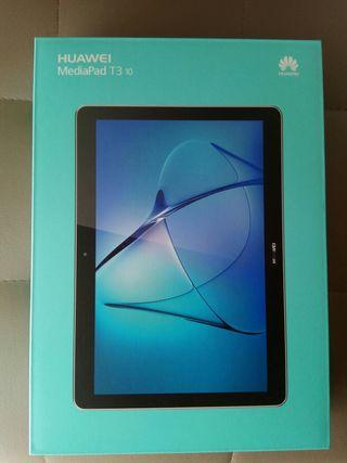 Tablet Huawei + Funda