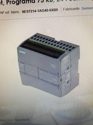 modulo CPU PLC SIEMENS S71200 SALID DIG TRANSISTOR