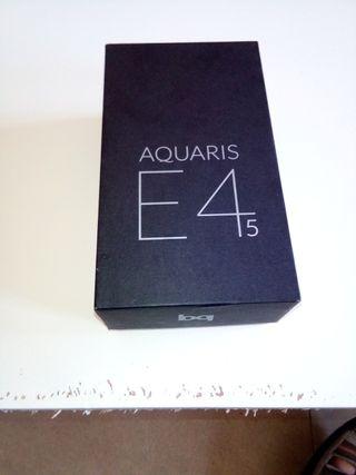 Móvil bq Aquaris E 4.5