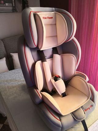 silla de coche grupo 1,2,3