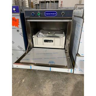 Lavavasos industrial 40x40 Vodinox Liquidación