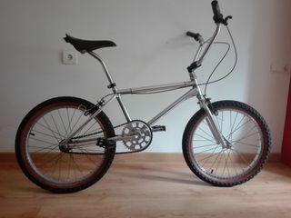BMX OLD SCHOOL BICI CUSTOM BICICLETA CROSS CROMO B