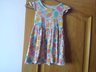 Vestido para niña de 4-5años