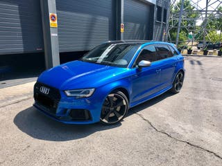 Audi RS3 2018 iva deducible todos extra