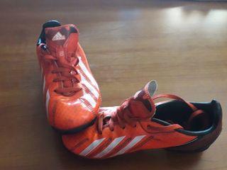 Murmullo evaporación En la cabeza de  botas adidas rojas - Tienda Online de Zapatos, Ropa y Complementos de marca
