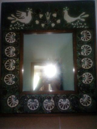 espejo antiguedad