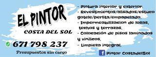 PINTOR COSTA DEL SOL movil...671 798 237