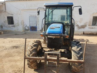 TRACTORES NEW HOLLAND