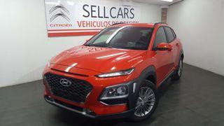 Hyundai Kona TGDI TECNO RED