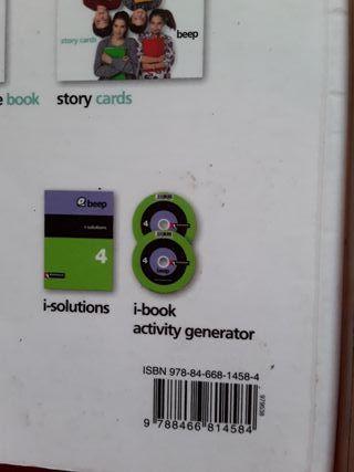 Libros cuarto primaria Inglés Activity Book