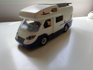 Playmobil autocaravana