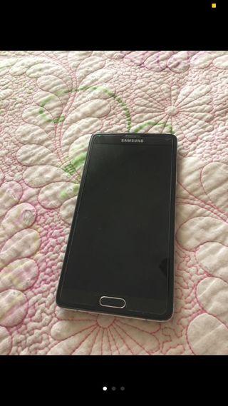 Movim Samsung Note 4