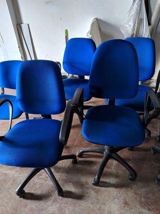 silla o sillones, oficina, despacho o estudio