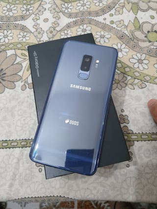 galaxy S9 Plus 64GB Azul
