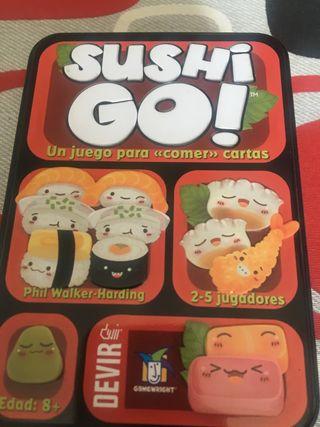 Sushi go juego d mesa