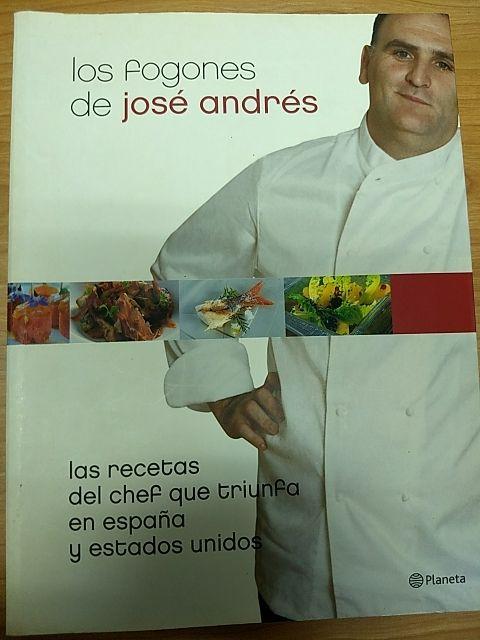 José Andrés Las Recetas Del Chef De Segunda Mano Por 8