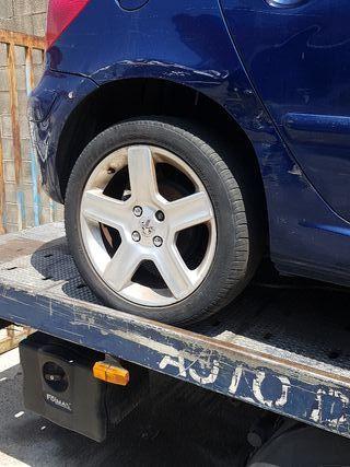 Llantas aluminio Peugeot