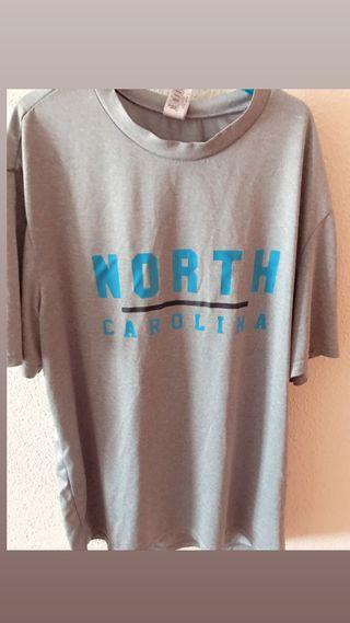 Camiseta Kipsta North Carolina