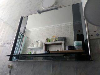 espejo para baño u otra estancia de la casa