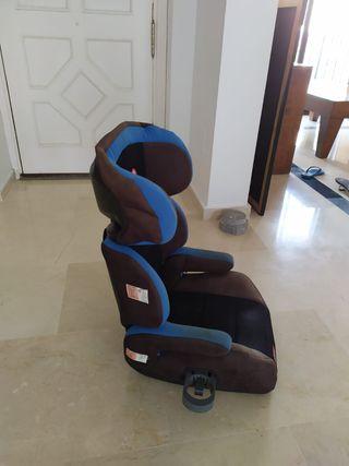 Silla coche bebé/niñ@ grupo 2