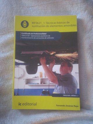 libro profesional del automovil