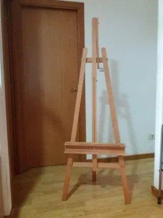Caballete profesional de Pintura