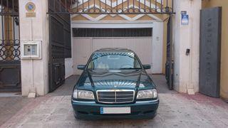 Mercedes-Benz Clase c 240 v6 manual ELEGANCE