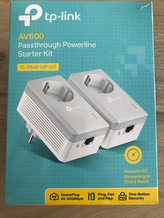 Tp-link Av 600 PLC
