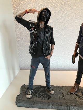 Figura Watch Dogs Wrench