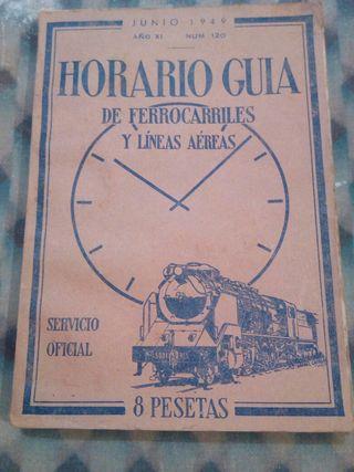 guia del ferrocarril