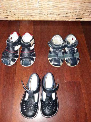 zapatos niño lote