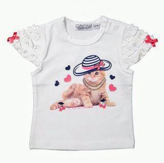 Camiseta verano niña