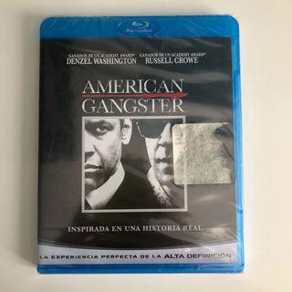 American gangster blu-ray precintado