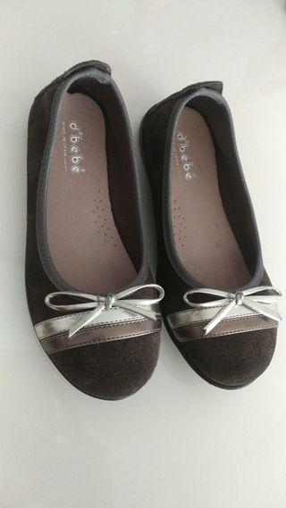 zapato niña 31