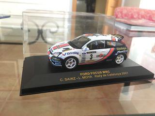 Coche coleccionismo Ford Focus WRC