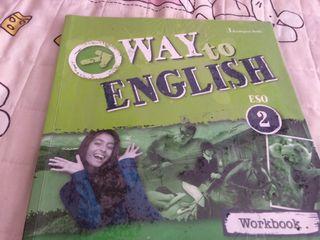 Workbook de inglés de 2 eso