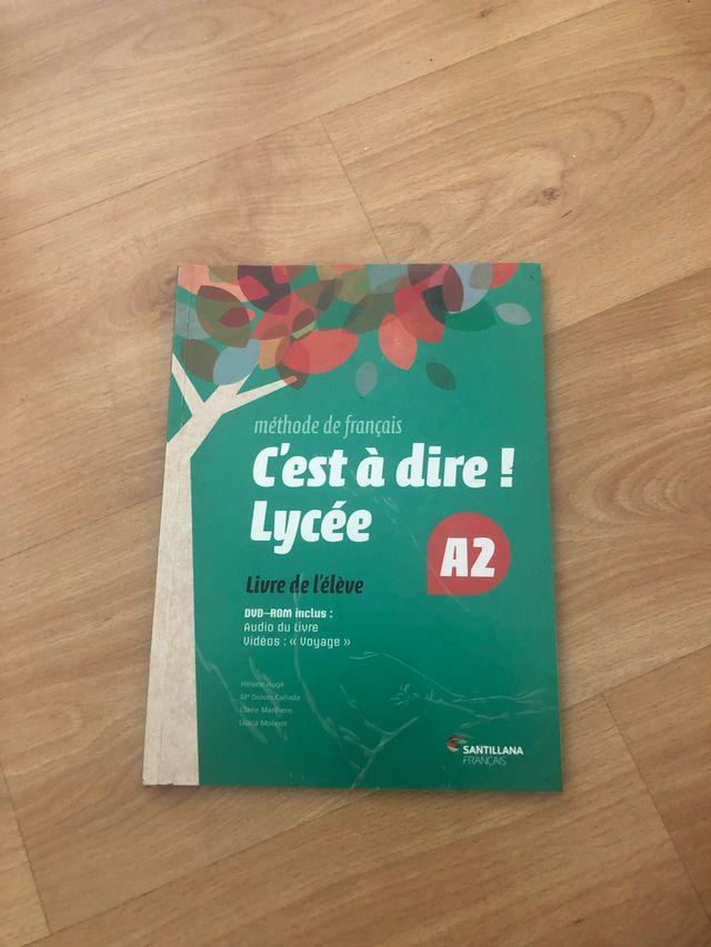 C'EST À DIRE ! LYCÉE A2