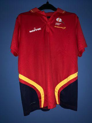 Camiseta SELECCIÓN ESPAÑOLA de Padel