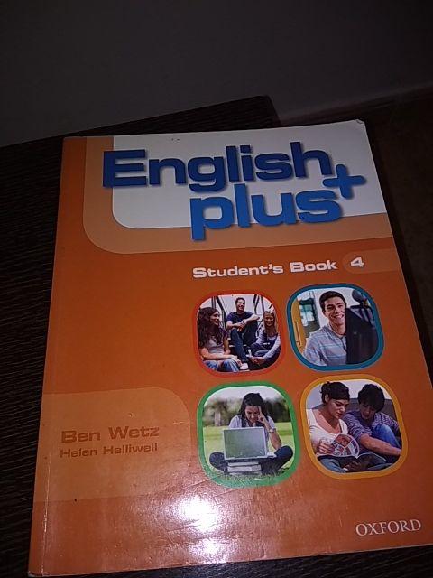 Libro inglés 4rto de ESO